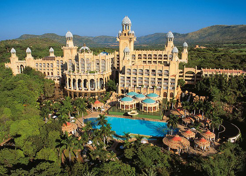 Du lịch Nam Phi: Johannesburg - Pretoria - Sun City - Cape  Town