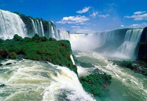 Thác Victoria - Du lịch Nam Phi
