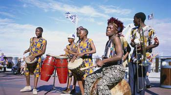 Văn hóa Nam Phi