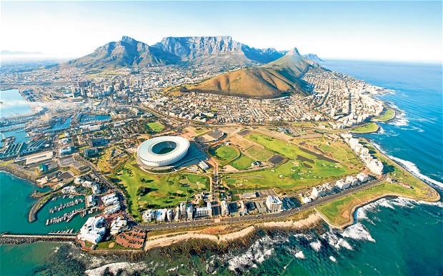 Cape Town - Du lịch Nam Phi